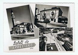 SPRESIANO:  SALUTI  DA ... -  VISIONI  -  PER  LA  SVIZZERA  -  FOTO  -  FG - Treviso