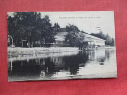 Dance Pavilion Canobie Lake  New Hampshire > Salem   Ref 3283 - Salem