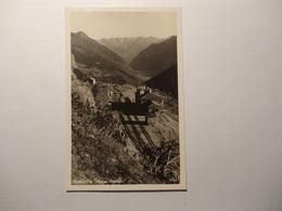 Station Alp Grüm  Puschlav  -Echte Photographie  Andr. Hané Rorschach (5078) - GR Graubünden