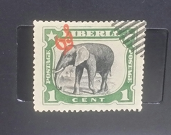 USED  STAMPS Liberia - Local Motifs -1906 - Liberia