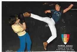 AUGAIS Partrick - Boxe