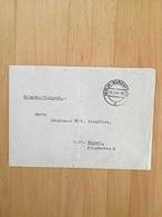 Drittes Reich, Urlauberfeldpost - Briefe U. Dokumente