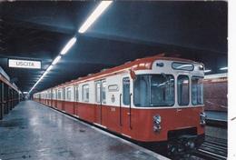 MILANO METROPOLITANA VG AUTENTICA 100% - Milano (Milan)