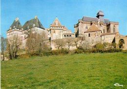 - 24 - BIRON. - Le Château (XIIe Et XVIIe Siècle) - - France