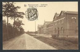 +++ CPA - ZANDHOVEN - SANTHOVEN - Missieseminarie - Algemeen Zicht En Liersche Baan - Nels   // - Zandhoven