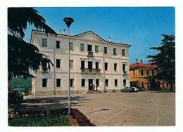 VOLPAGO  DEL  MONTELLO:  PALAZZO  MUNICIPALE  -  FG - Treviso
