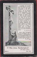 Emiel Maes Melis Gemeenteonderwijzer 1913 St Sint Gillis Waas Waasland Doodsprentje Bidprentje Image Mortuaire - Images Religieuses