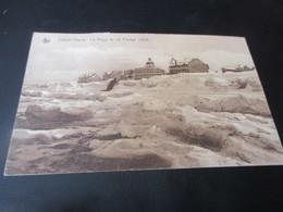 Koksijde, Coxyde, La Plage Le 15 Fevrier 1929 - Koksijde