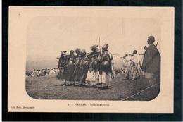 ETHIOPIE Harrar - Soldats Abyssins (Editeur Mody) Ca  1905 OLD  POSTCARD - Ethiopië