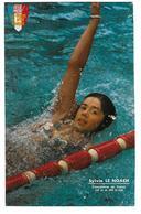 LE NOACH Sylvie - Swimming