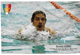COMBET Bernard - Nuoto