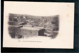 ETHIOPIE Les Terrasses De Harar Ca  1905 OLD  POSTCARD - Ethiopia