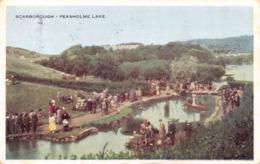 R116011 Scarborough. Peasholme Lake. Inter Art. 1931 - Cartes Postales