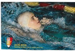 TESTUZ Sylvie - Swimming