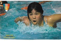 VIAL Anne - Swimming