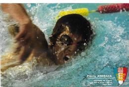 ANDRACA Pierre - Swimming