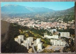 GAP (05). VUE GENERALE ET MONTAGNE DE CEUZE . ANNEES 1970-80.TBE. - Gap