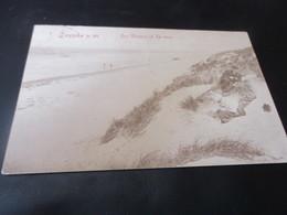 Koksijde, Coxyde, Les Dunes Et La Mer - Koksijde