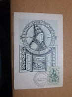 Vatican 500 Ans De La Bibliothèque Apostolique - Cartas Máxima