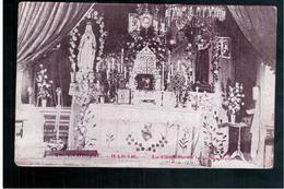 ETHIOPIE Harar - La Chapelle De La Leprosie Ca  1905 OLD  POSTCARD - Ethiopië