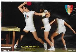 BIROCHEAU Patrick - Tischtennis