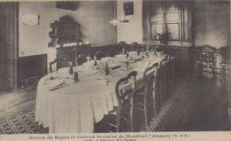 Montfort L'Amaury : Maison De Repos Et Colonie Scolaire De Montfort L'Amaury - Salle à Manger Des Dames - Montfort L'Amaury