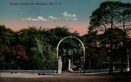 Nicaragua - Parque Central De Managua - Nicaragua