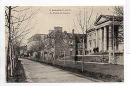 - CPA LANNION (22) - Le Palais De Justice - Edition Le Roy N° 11 - - Lannion
