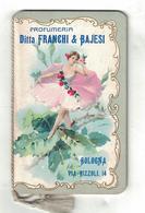 CALENDARIETTO  DITTA FRANCHI & BAJESI 1914 - Calendars