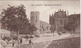 CPA  ESPAGNE - TOLEDO - SAN JUAN DE LOS REYES - Toledo