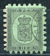 FINLANDE - N° 6 OBL.  - TB - 1856-1917 Russische Verwaltung