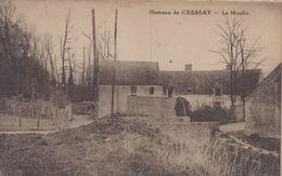 Neauphle-le-Vieux : Hameau De Cressay - Le Moulin - France
