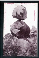 ETHIOPIE Contrées Galla - Menhir Dans La Tribu Djarso - Hauteur 10 Mètres Ca  1905 OLD  POSTCARD - Ethiopië