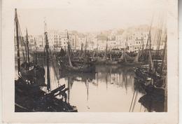 Port - Bâteaux - 1928 - à Situer - Photo Format 6.5 X 9 Cm - Lieux