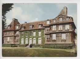 Breuil En Auge : Le Château Du Breuil - Les Manoirs Normands N°3495 Yvon - Other Municipalities