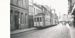 TRAM  VICINAL  Lijn Antwerpen TURNHOUT   Foto 14 X 9 Cm - Turnhout