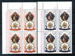 1977 GIBILTERRA SERIE COMPLETA MNH ** Quartine - Gibilterra