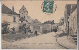 02   Environs De Laon  Chermizy L Eglise - Autres Communes