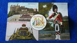 Edinburgh Scotland - Midlothian/ Edinburgh