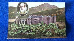 Holyrood Palace & Arthurs Seat Edinburgh Scotland - Midlothian/ Edinburgh