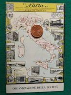 PUBBLICITARIE  Nafta Genova - Pubblicitari