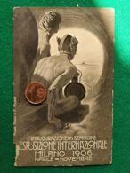 PUBBLICITARIE Esposizione Internazionale Milano 1906 - Pubblicitari