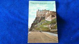 Edinburgh Castle From Johnstone Terrace Scotland - Midlothian/ Edinburgh