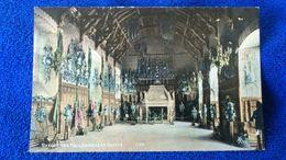 Banqueting Hall Edinburgh Castle Scotland - Midlothian/ Edinburgh