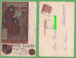 Studenti Federazione Corda Fratres 1897 - Cartoline