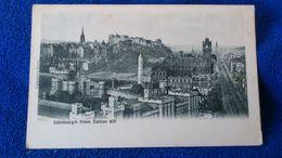 Edinburgh From Calton Hill Scotland - Midlothian/ Edinburgh