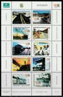 2003 Bolivia Infrastrutture Infrastructure Set MNH** R - Bolivie