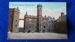 The Palace Courtyard Edinburgh Castle Scotland - Midlothian/ Edinburgh