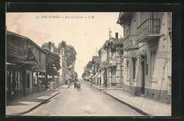 CPA Arcachon, Rue Du Casino - Arcachon