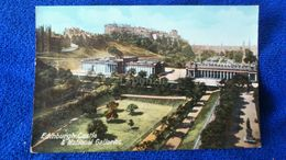 Edinburgh Castle & National Galleries Scotland - Midlothian/ Edinburgh